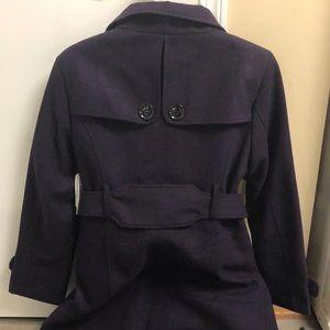 NWT winter coat - Worthington Apollo purple
